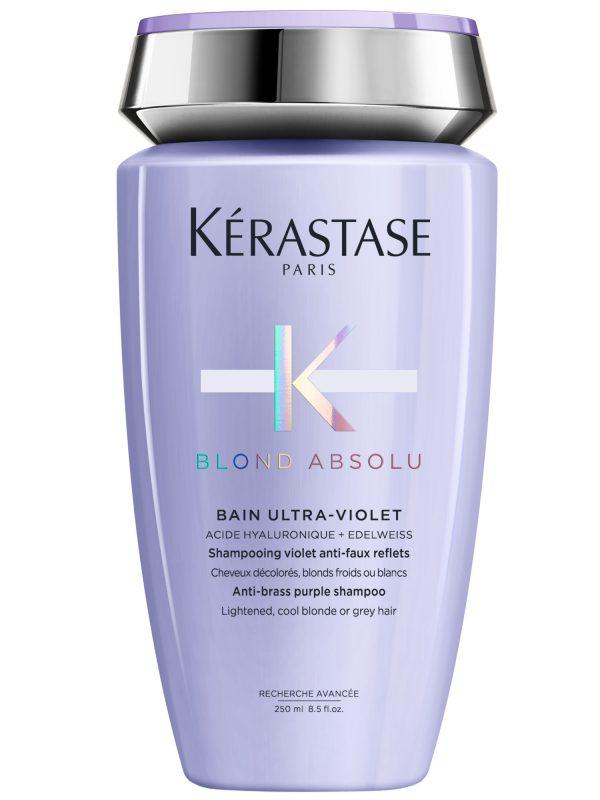 kerastase šampon proti žltemu tonu