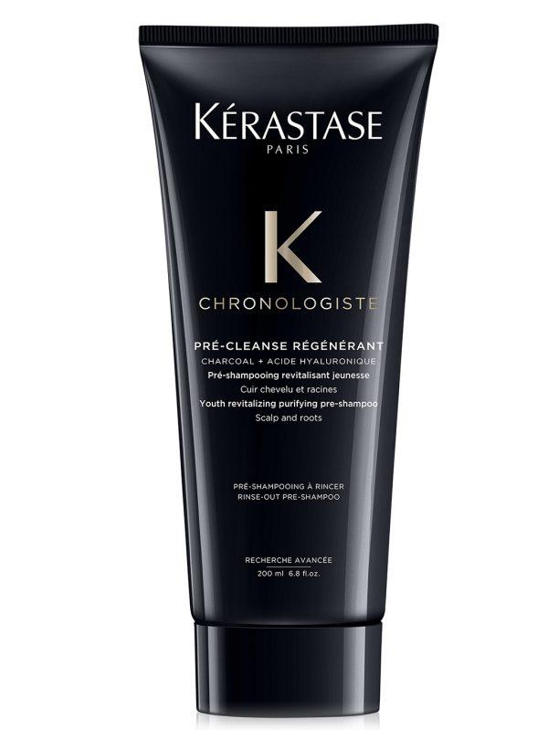 pred šamponova starostlivosť