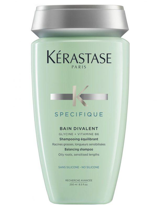 šampon pre mastnu pokožku