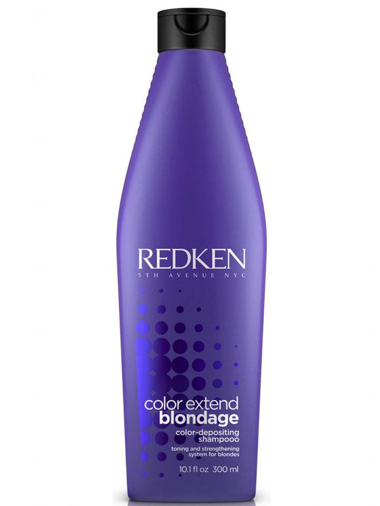 šampon proti žltemu tonu